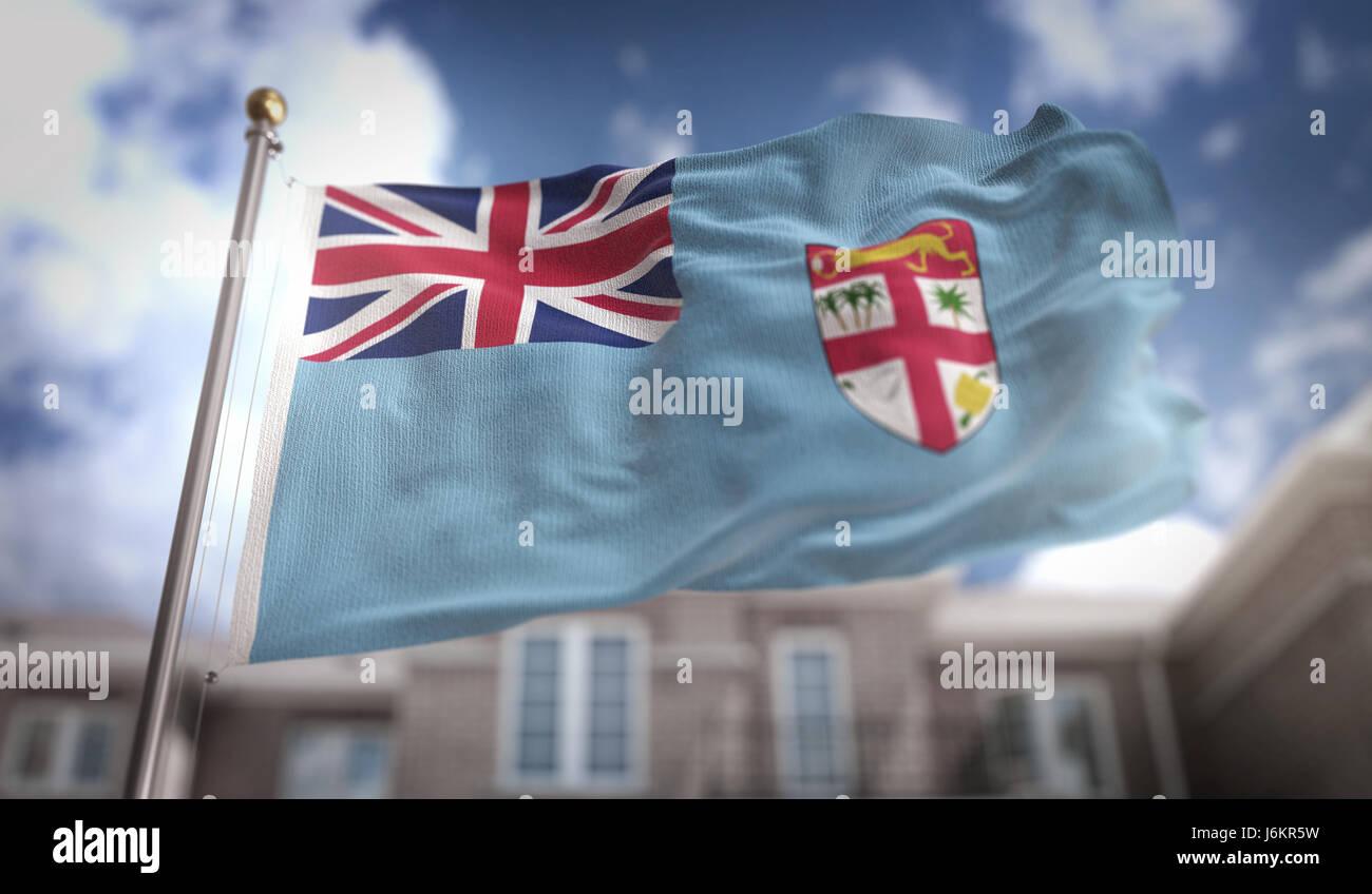 Fiji Flag Stock Photos  Fiji Flag Stock Images  Alamy