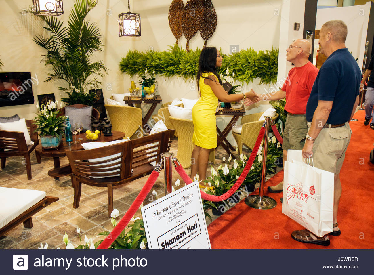 Miami Beach Miami Florida Beach Convention Center Home Design And U0026  Remodeling Show Buyers Sellers Exhibitors Vendors Shopping D