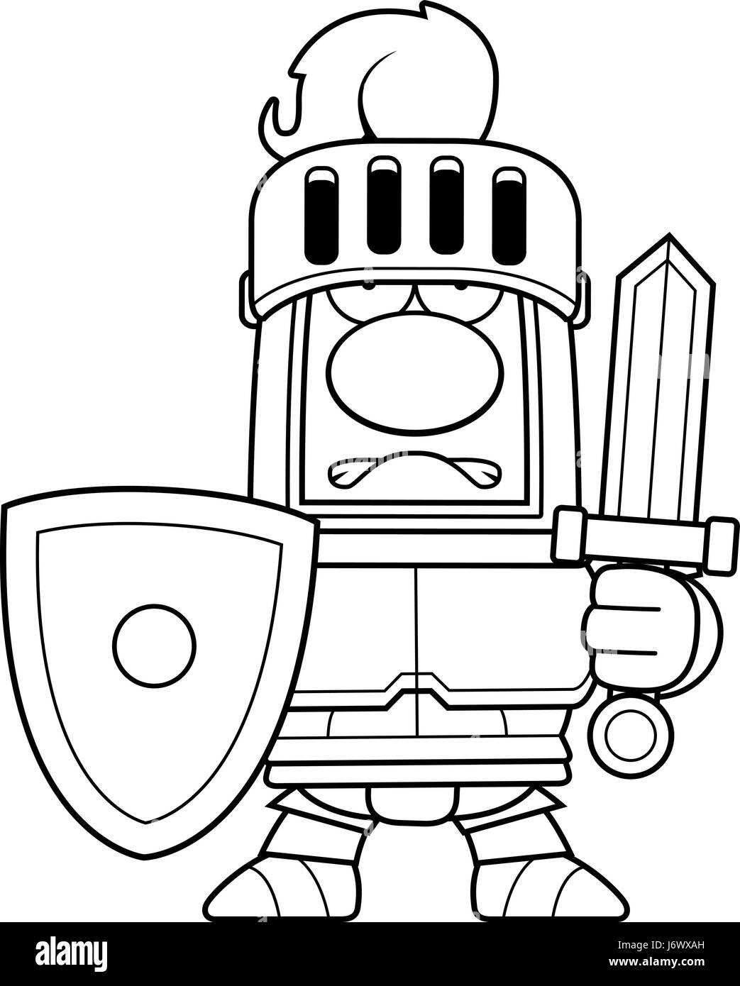 knight in armor cartoon illustration stock photos u0026 knight in