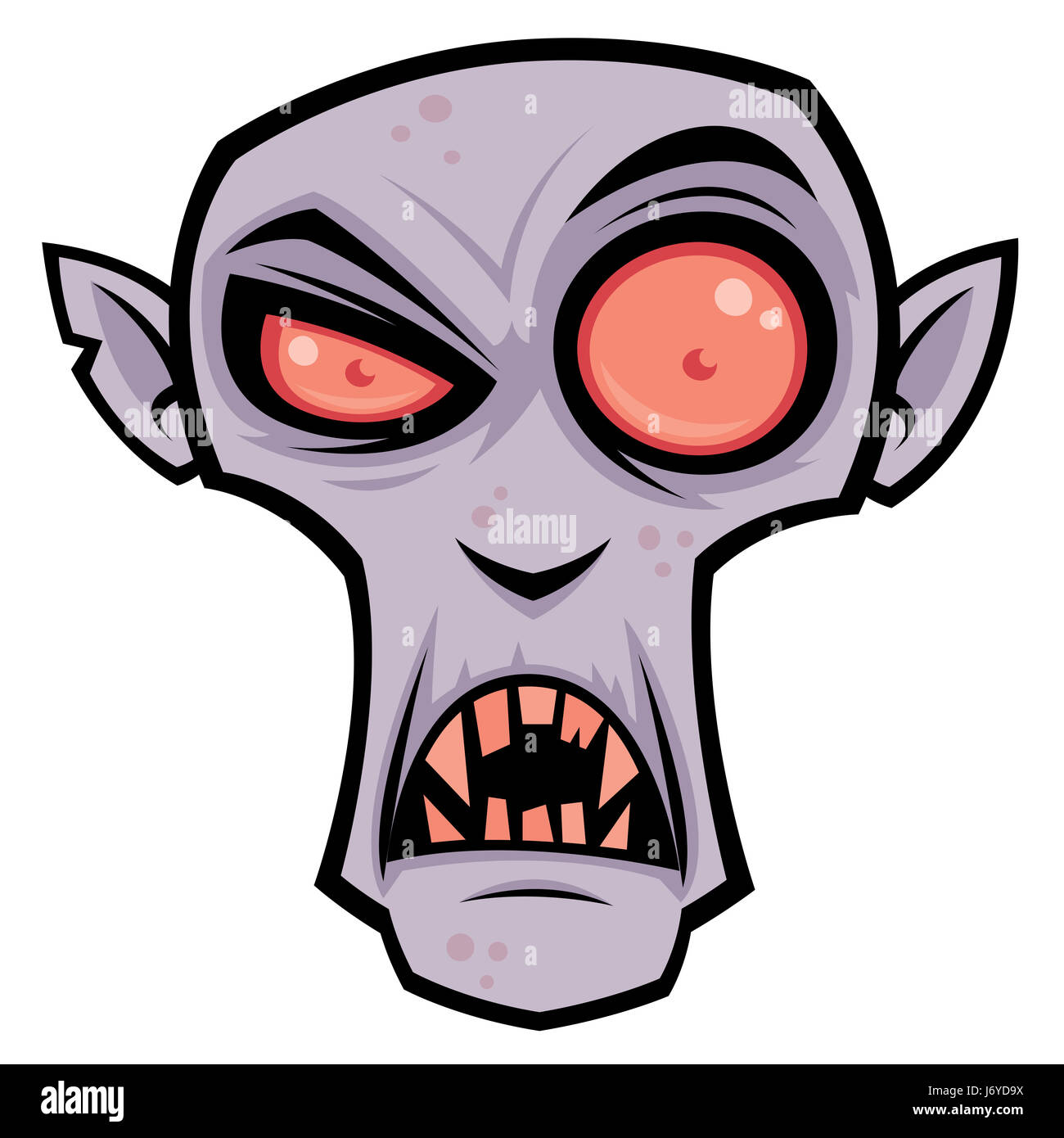 illustration halloween monster vampire count cartoon illustration ...