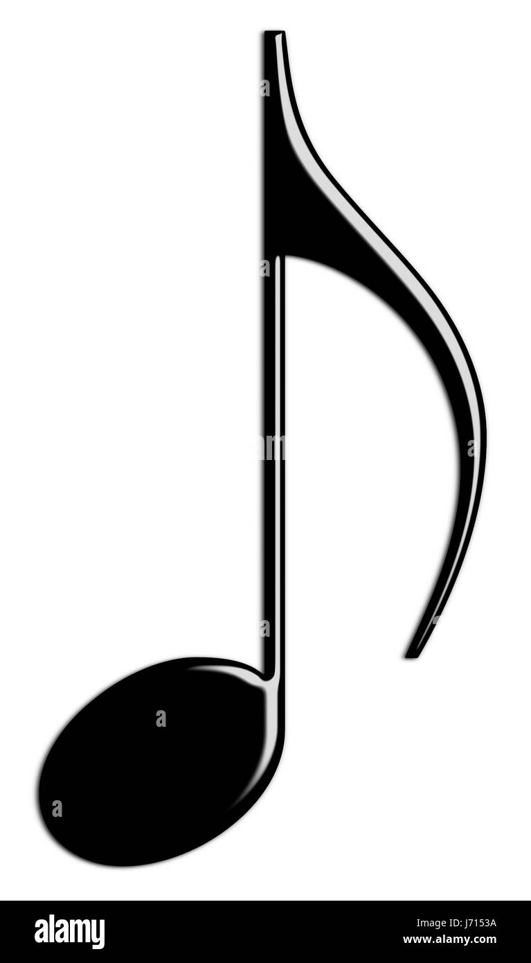 note notes clef notation eighth hardships glassy music notes sign