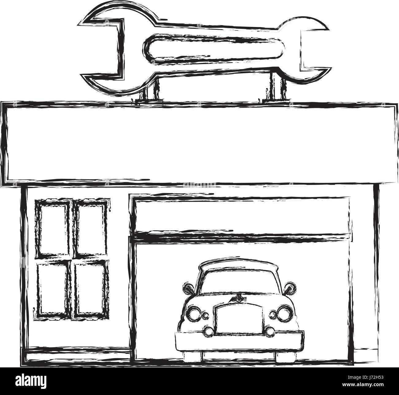 how to close garage door manually