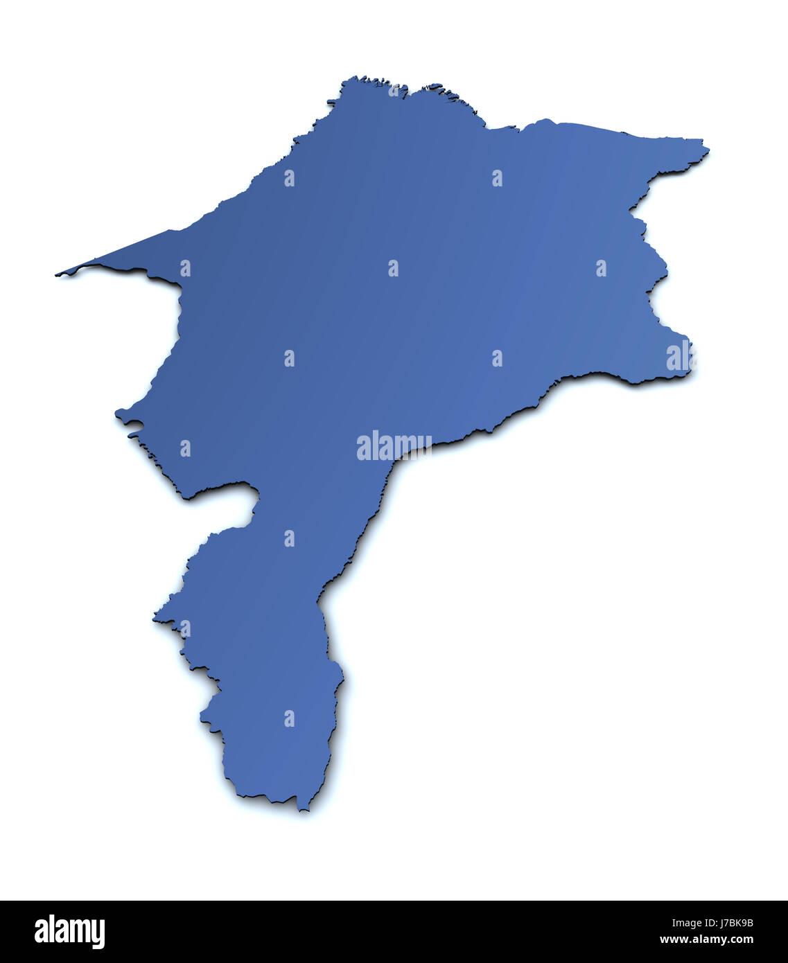 america brazil south america card atlas map of the world map illustration