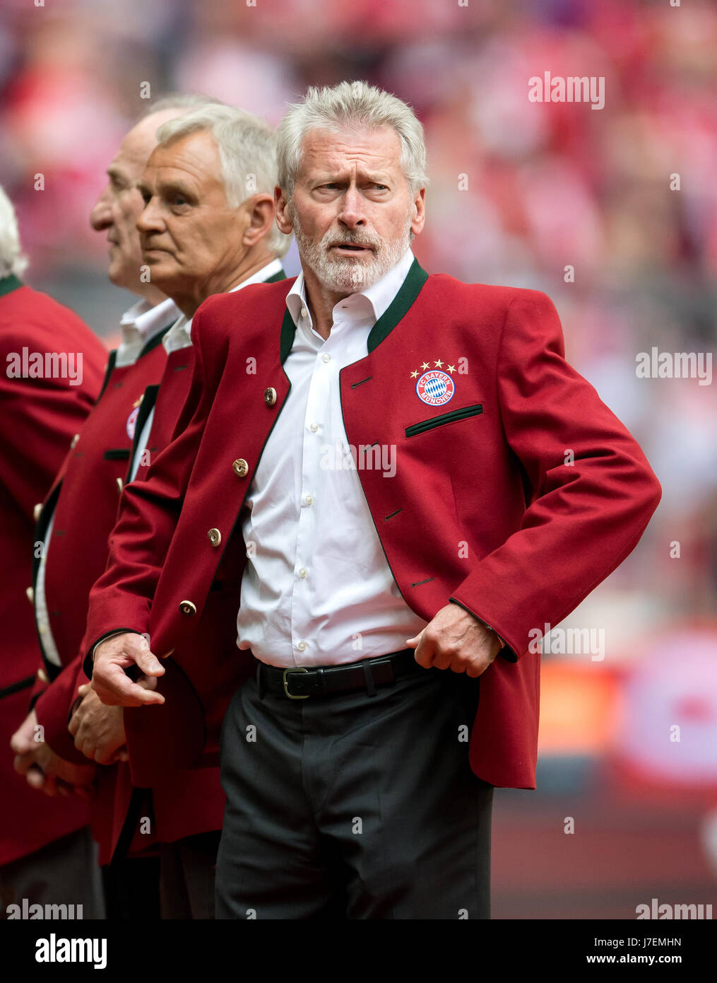 Paul Breitner during the German Bundesliga soccer match between