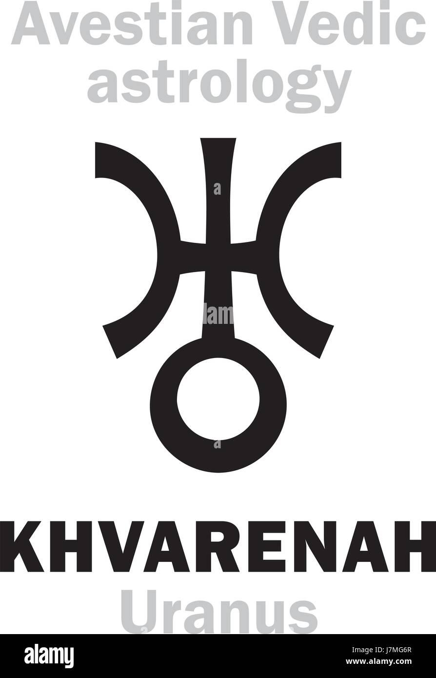 Astrology alphabet khvarenah pharn uranus avestian vedic astrology alphabet khvarenah pharn uranus avestian vedic planet hieroglyphics character sign single symbol buycottarizona