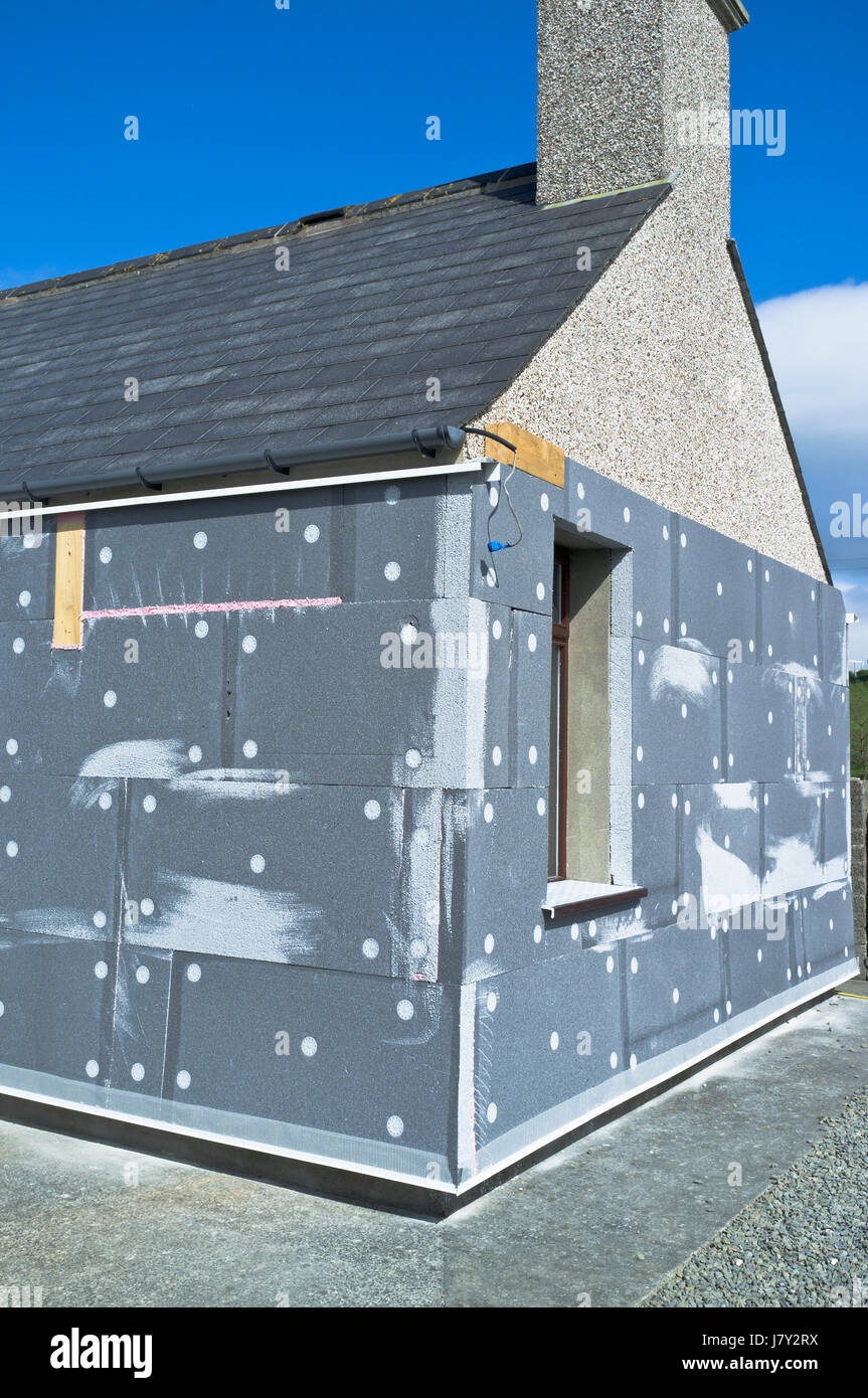 How To Insulate Exterior Walls Home Design