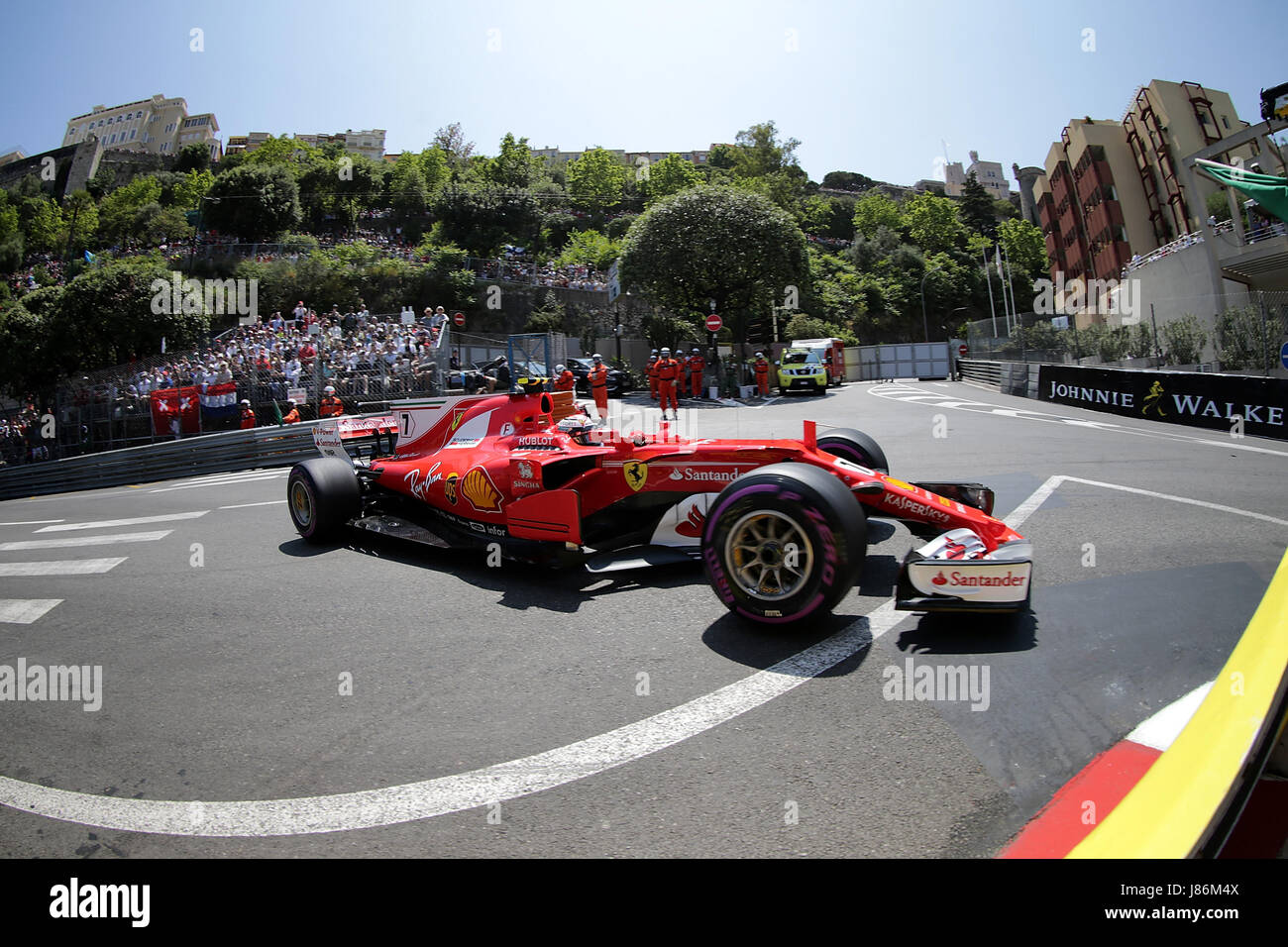 27.05.2017, Monaco Circuit, Monte Carlo, FORMULA 1 GRAND PRIX ...