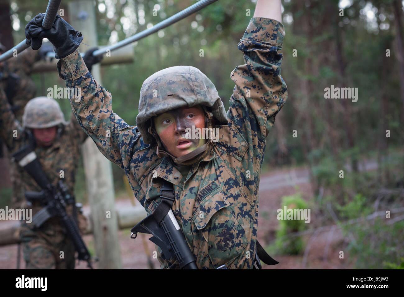 U.S. Marine Corps Rct. Trinity Treanell, platoon 4020 ...