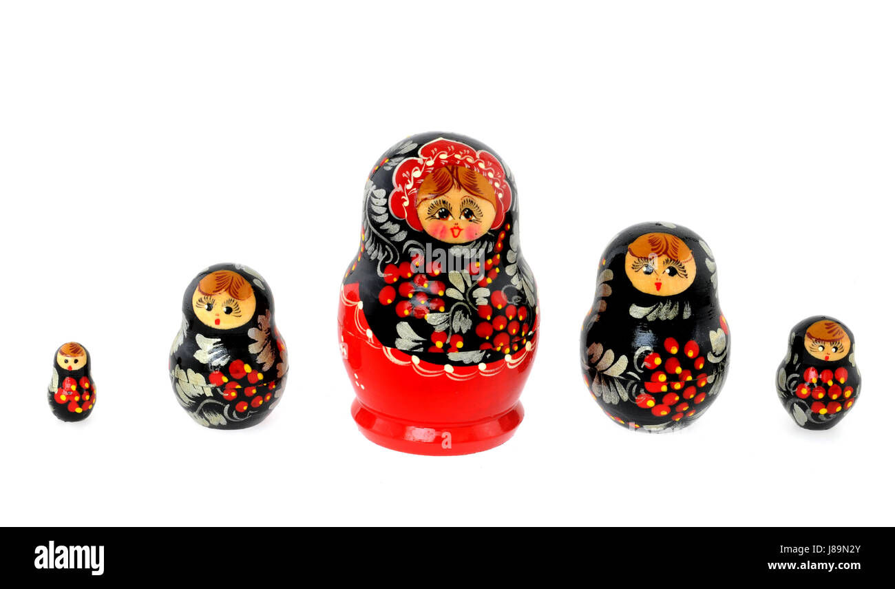 Doll Russia Game Tournament Play Playing Plays Played Wood