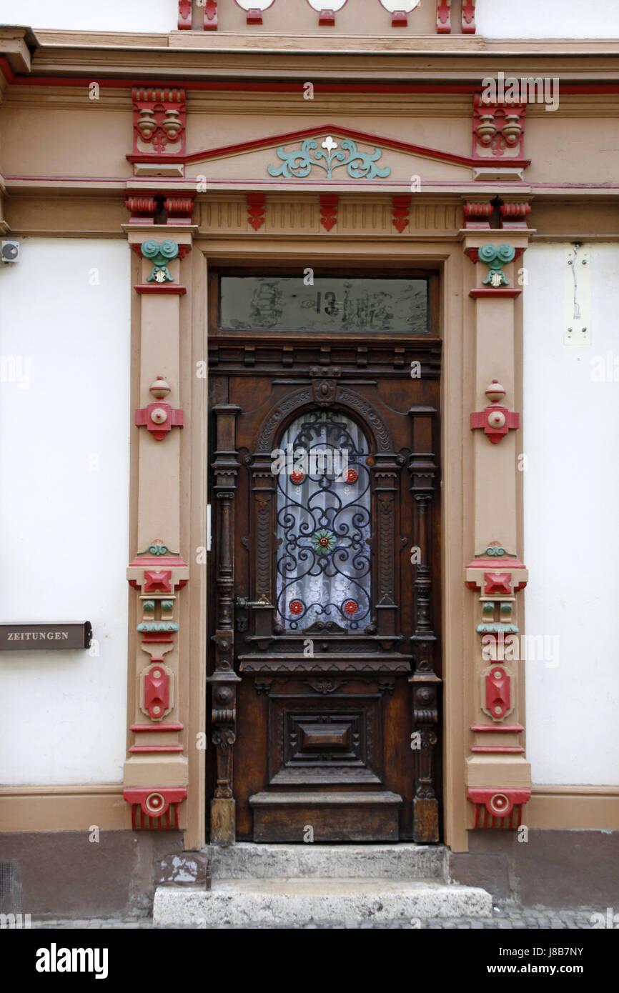 city, town, entrance, door, front door, city, town, entrance, door ...