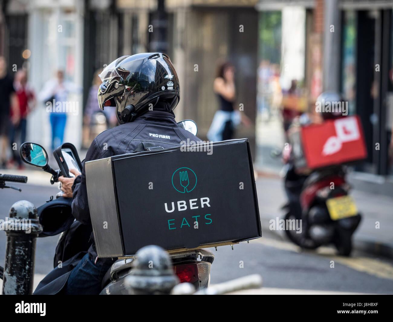 Uber Food Delivery Toronto
