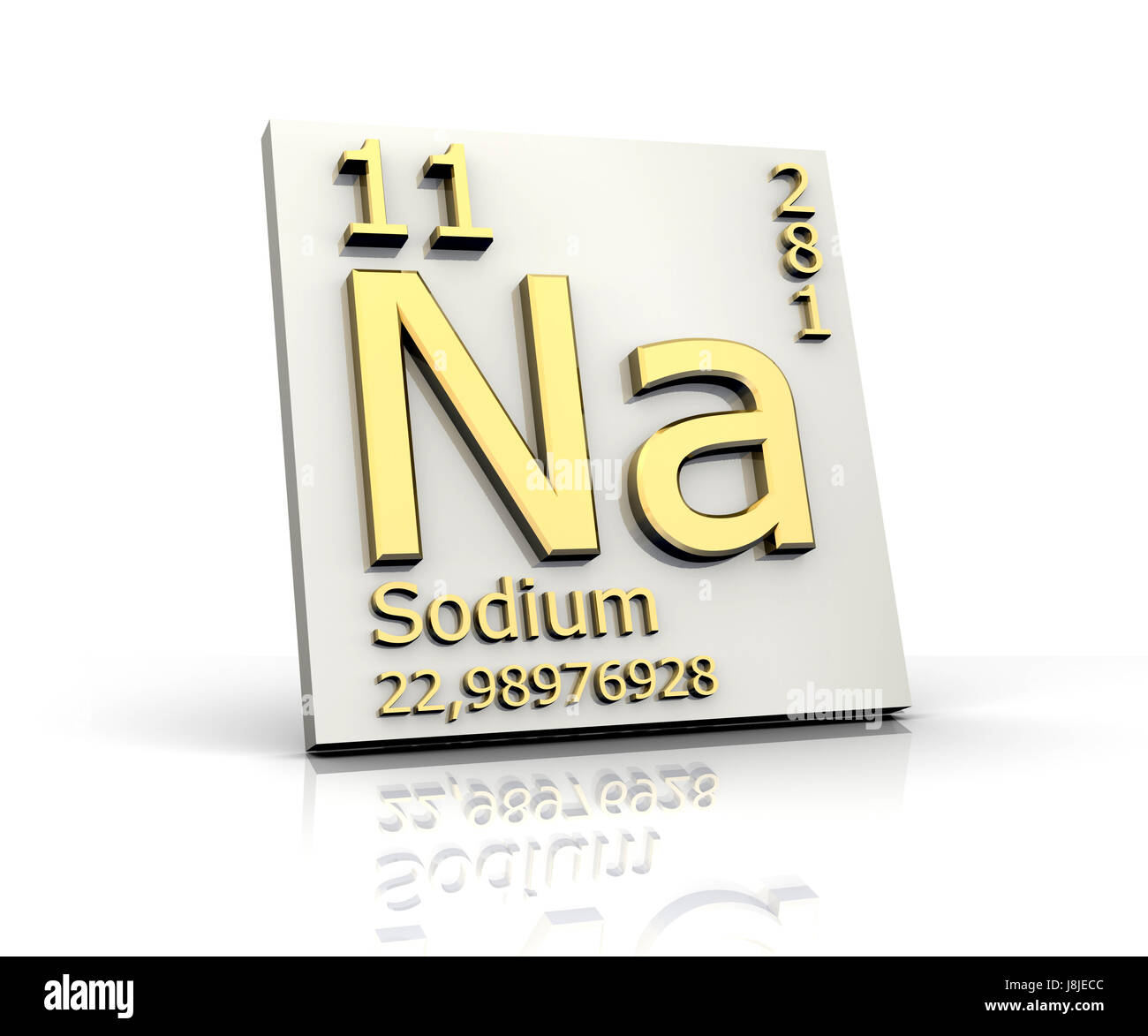 Element sodium periodical periodic table study salt board stock photo element sodium periodical periodic table study salt board education gamestrikefo Image collections