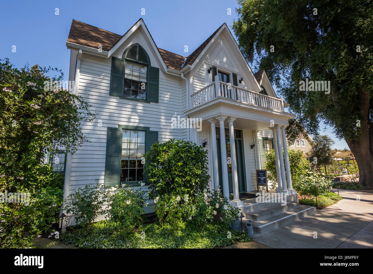 Logan ives house restored gothic revival farmhouse long for Gothic revival farmhouse
