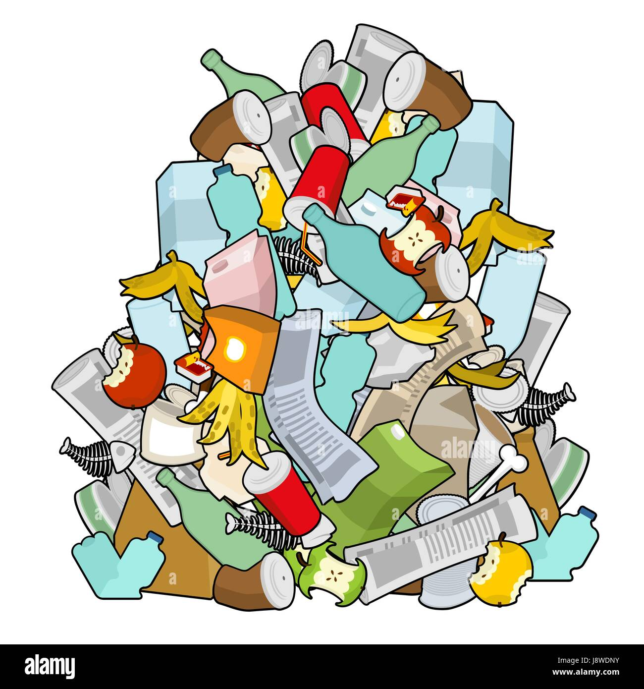 cartoon trash pile www pixshark com images galleries free clip art garbage can clip art trash cans at beach