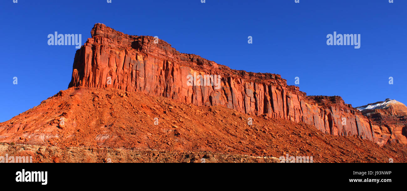 America Long Cliff Rocky Hight Height Altitude Elevation - Altitude elevation