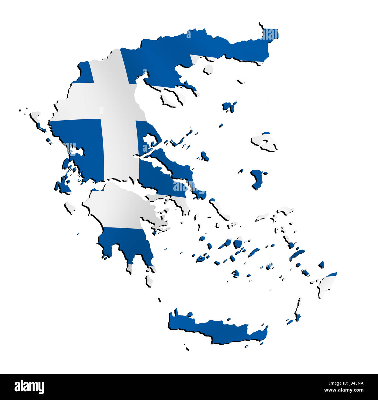 Greece flag border outline atlas map of the world map greece flag border outline atlas map of the world map detail isolated gumiabroncs Gallery