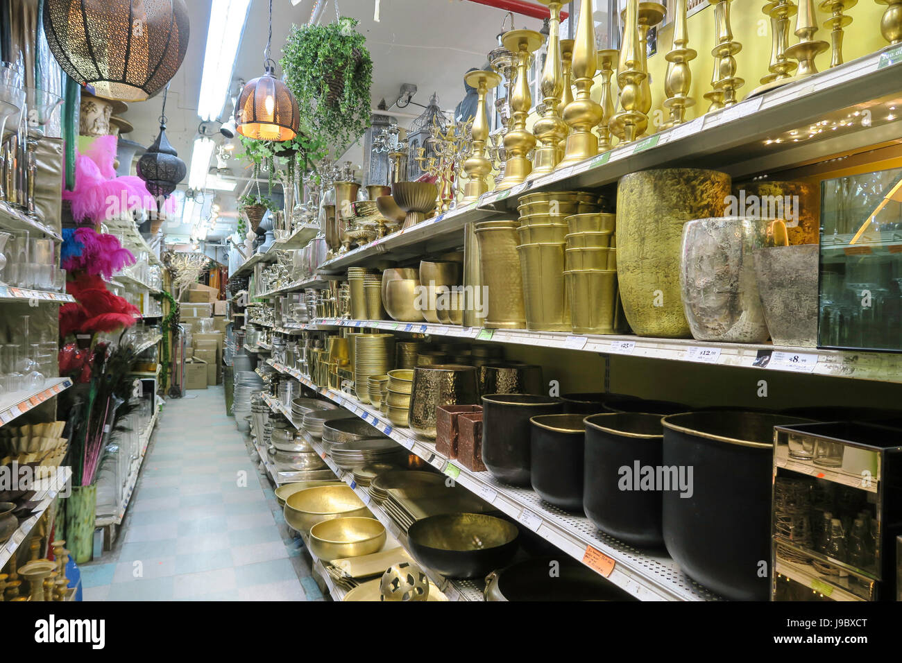 Attractive Jamali Floral U0026 Garden Supplies In The Flower District, New York City, USA