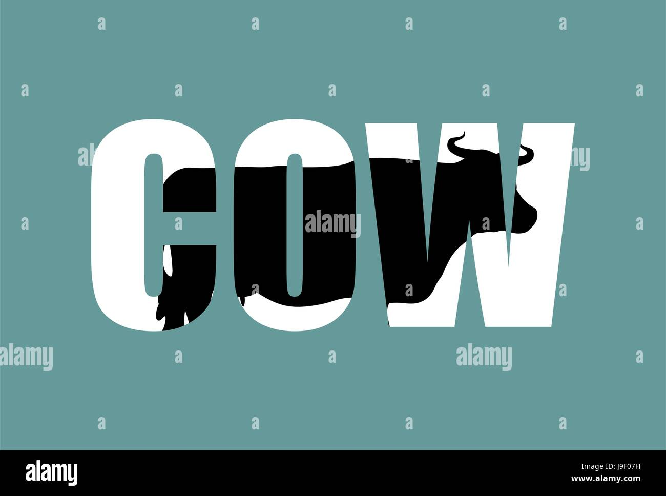 Cow in text farm animals and typography cloven hoofed ruminant cow in text farm animals and typography cloven hoofed ruminant letters buycottarizona