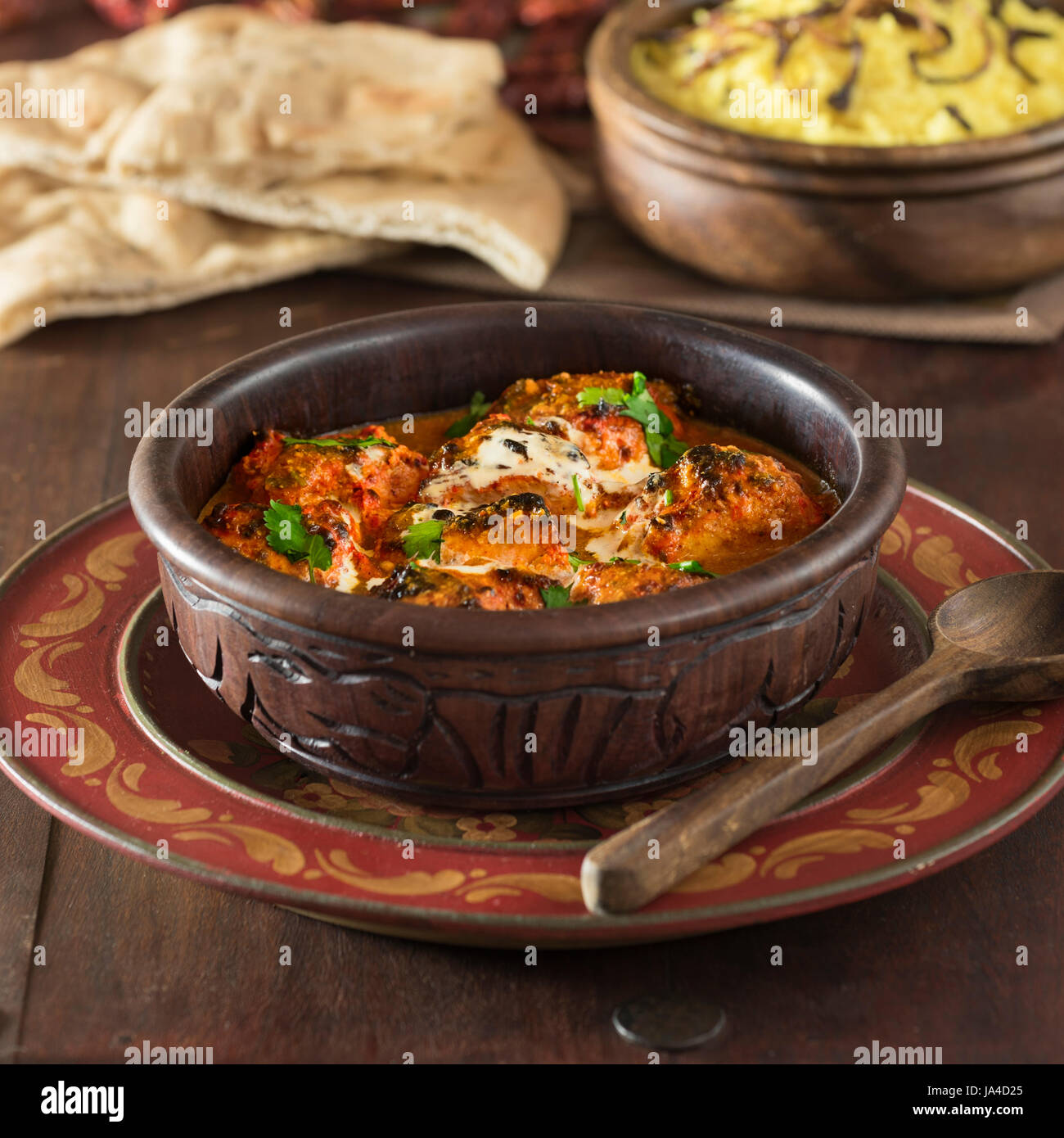 Murgh makhani indian butter chicken curry india food stock photo murgh makhani indian butter chicken curry india food forumfinder