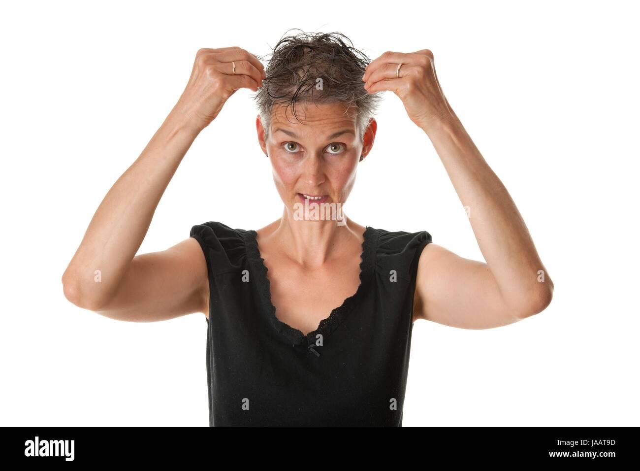 wechseljahre haarausfall hormone