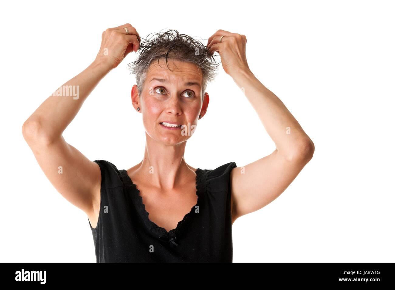 Haarpflege wechseljahre