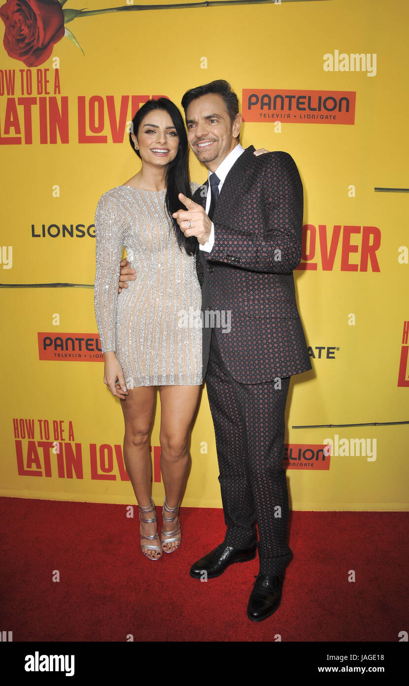 Premiere Of 'how To Be A Latin Lover' Arrivals Featuring: Aislinn Derbez,  Howtobealatinlover Picture Number 46