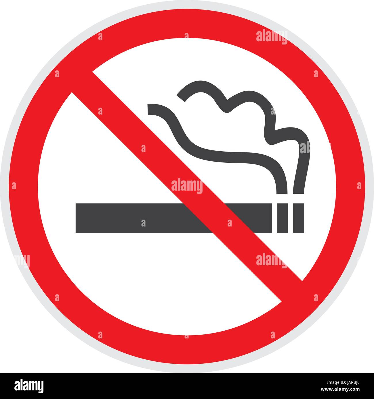 No smoking sign in vector depicting banned activities stock vector no smoking sign in vector depicting banned activities biocorpaavc Image collections