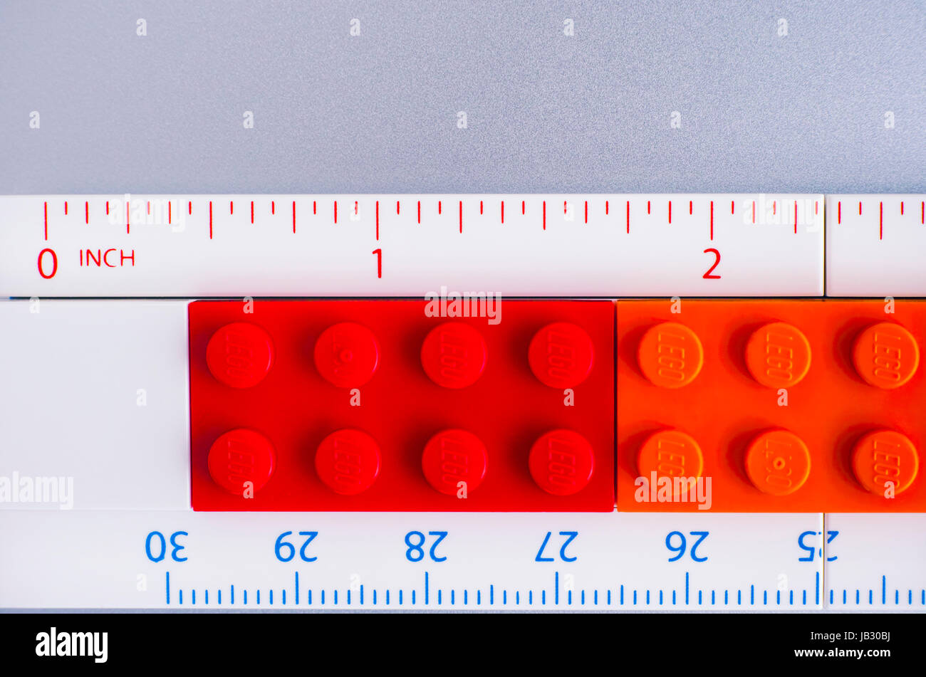 Tambov russian federation may 20 2017 lego ruler with inches tambov russian federation may 20 2017 lego ruler with inches centimeters and buycottarizona