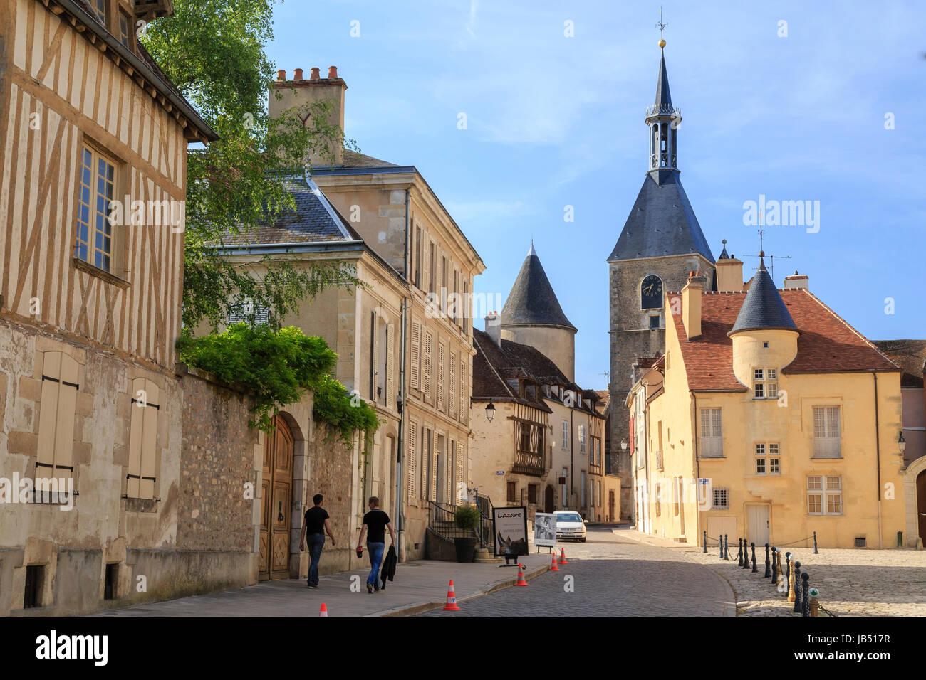 France yonne 89 r gion du morvan avallon la rue for Region yonne