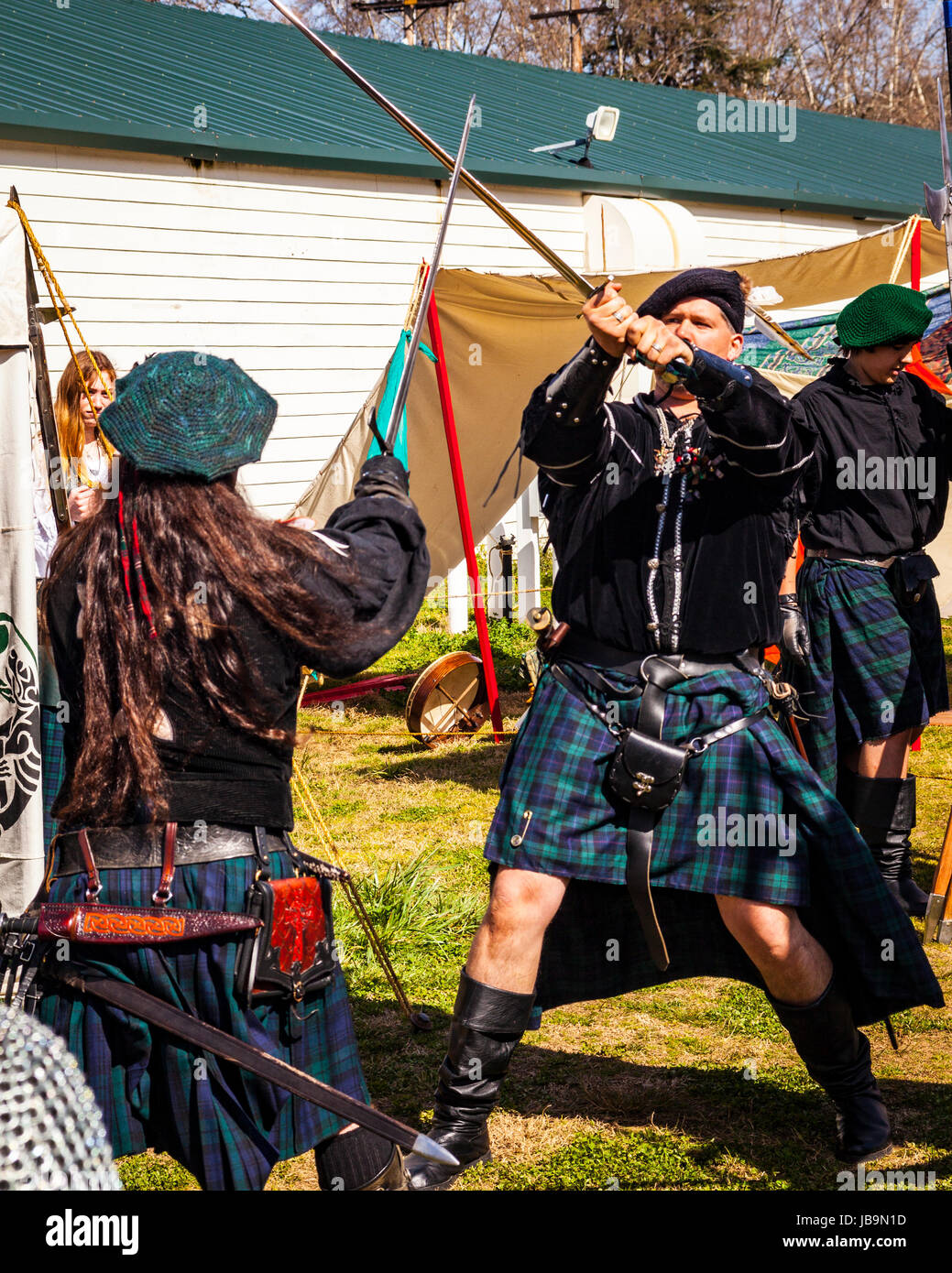 scenes-from-the-sonora-california-celtic-faire-in-2011-JB9N1D.jpg