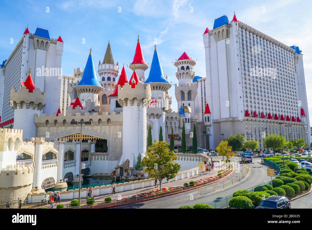 Hoteles En Las Vegas Boulevard