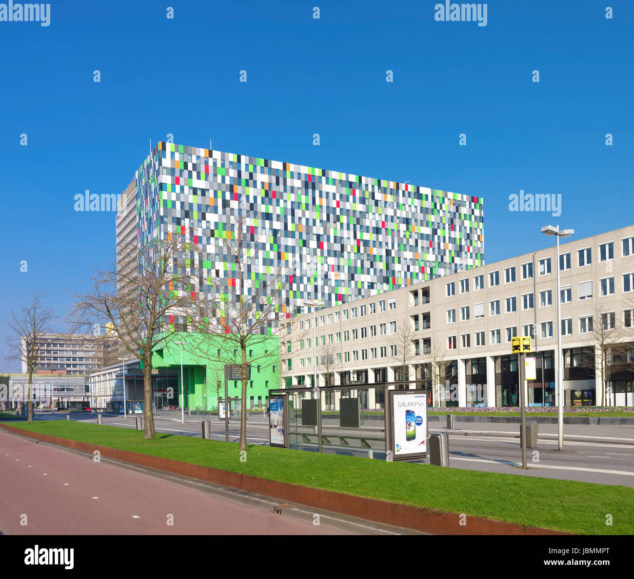 Modern Architecture Netherlands modern architecture on the campus of the utrecht university in the