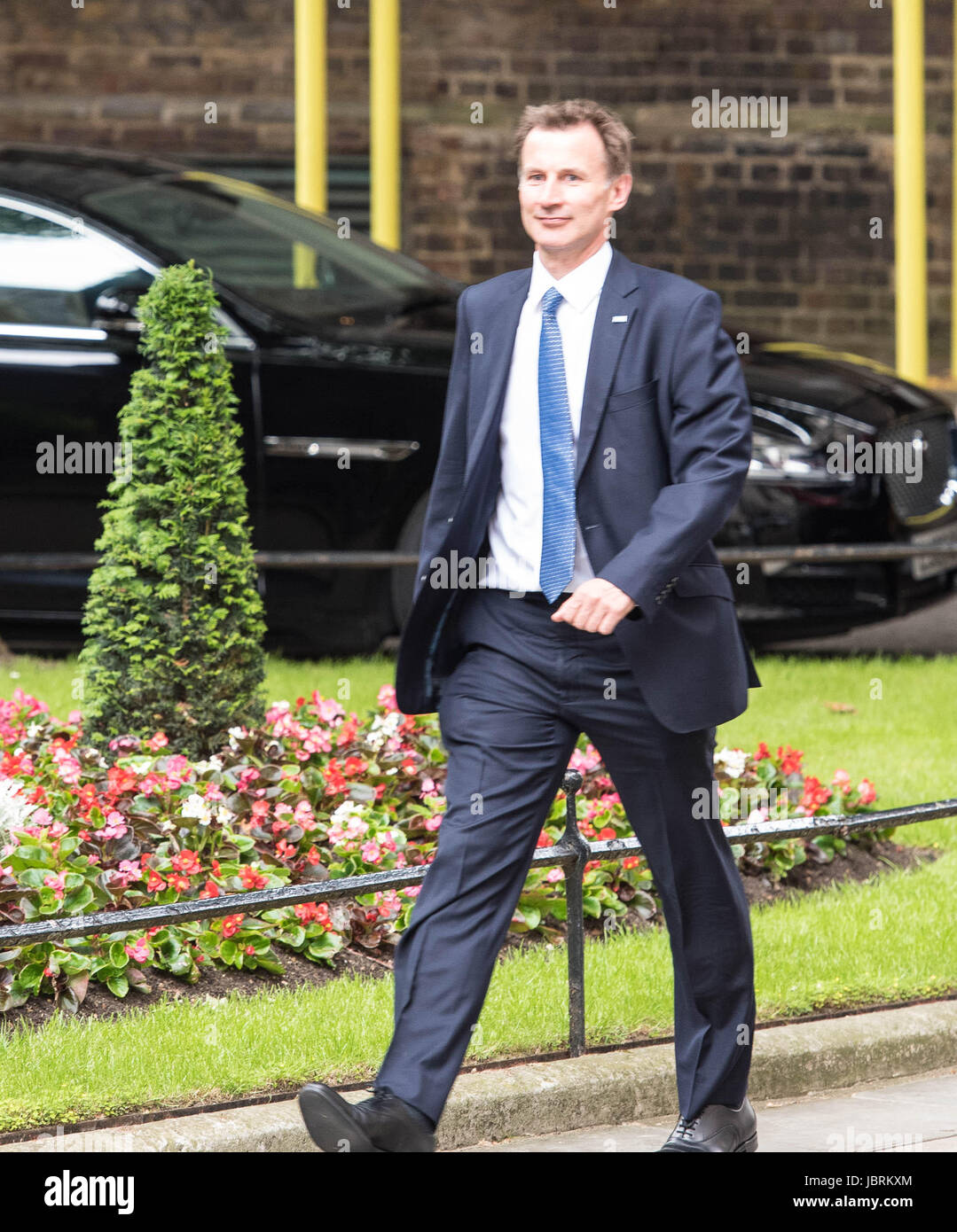 Jeremy Hunt, Health Secretary, Arrives At The First Political Cabinet After  The General Election Credit: Ian Davidson/Alamy Live News