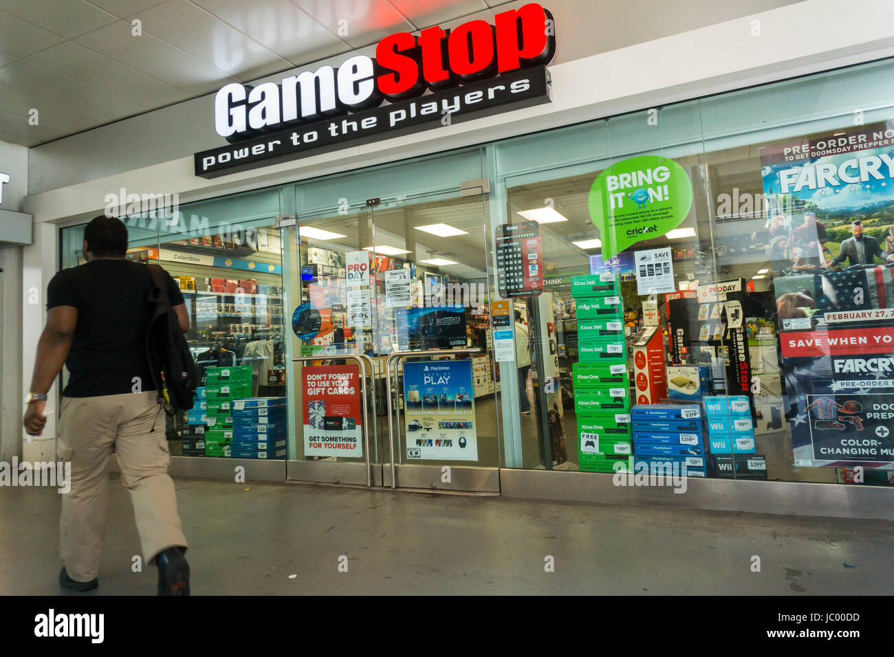 A gamestop video game store in east harlem in new york on monday a gamestop video game store in east harlem in new york on monday june 12 sciox Choice Image