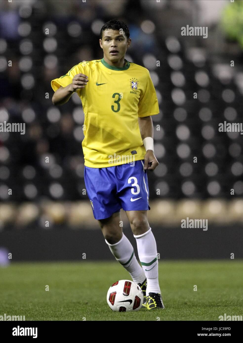 Uncategorized Thiago Silva Soccer thiago silva brazil ac milan pride park derby england 11 october 2010