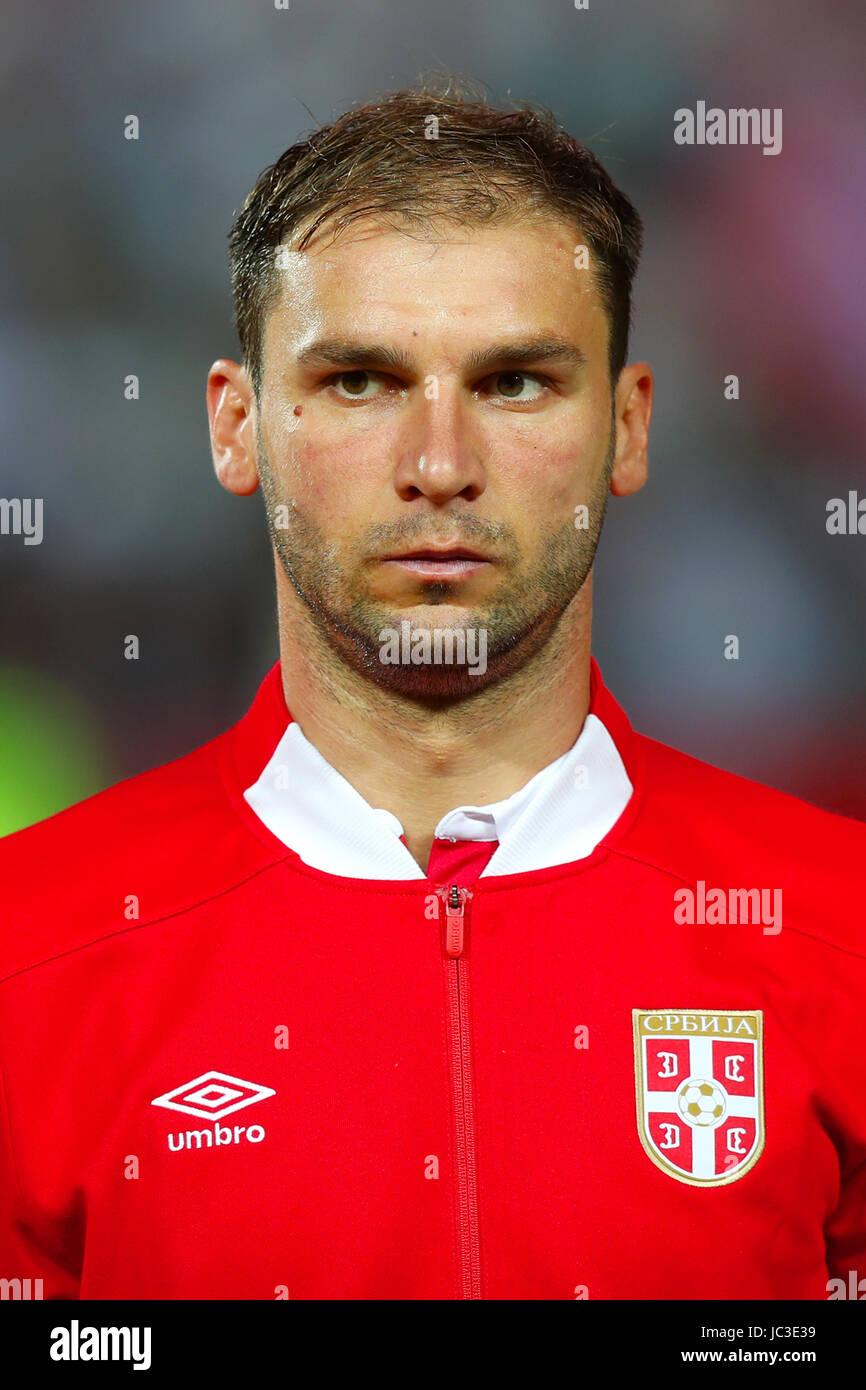 Branislav Ivanovic Serbia Stock Royalty Free Image