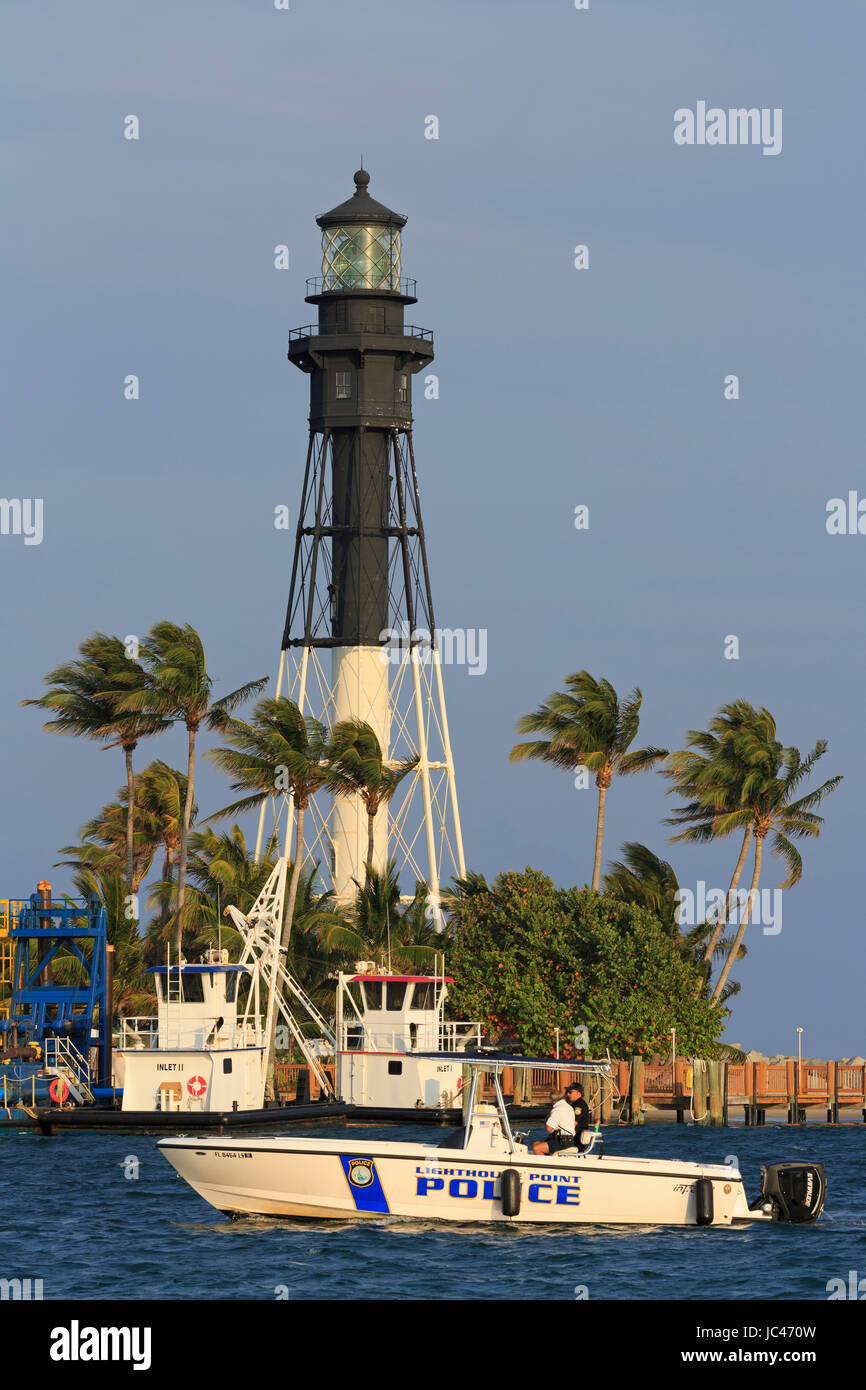 Hillsboro inlet lighthouse pompano beach florida usa stock photo hillsboro lighthouse hillsboro beach florida usa stock photo geenschuldenfo Images
