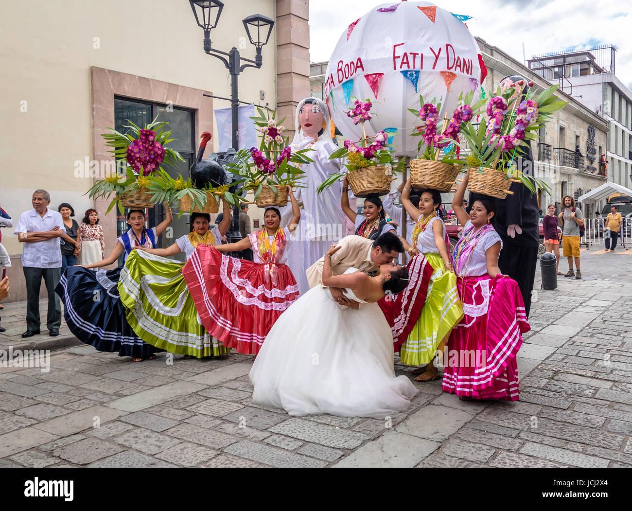 Oaxacan wedding