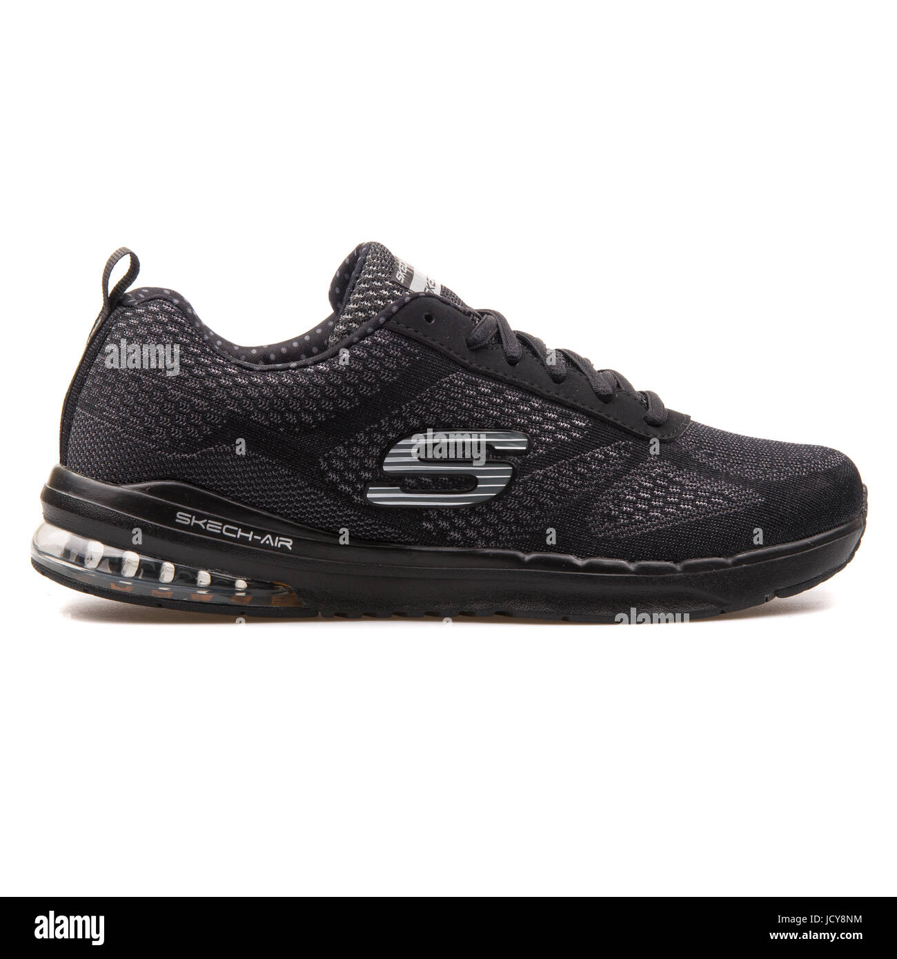 Air Infinity- Black running shoes