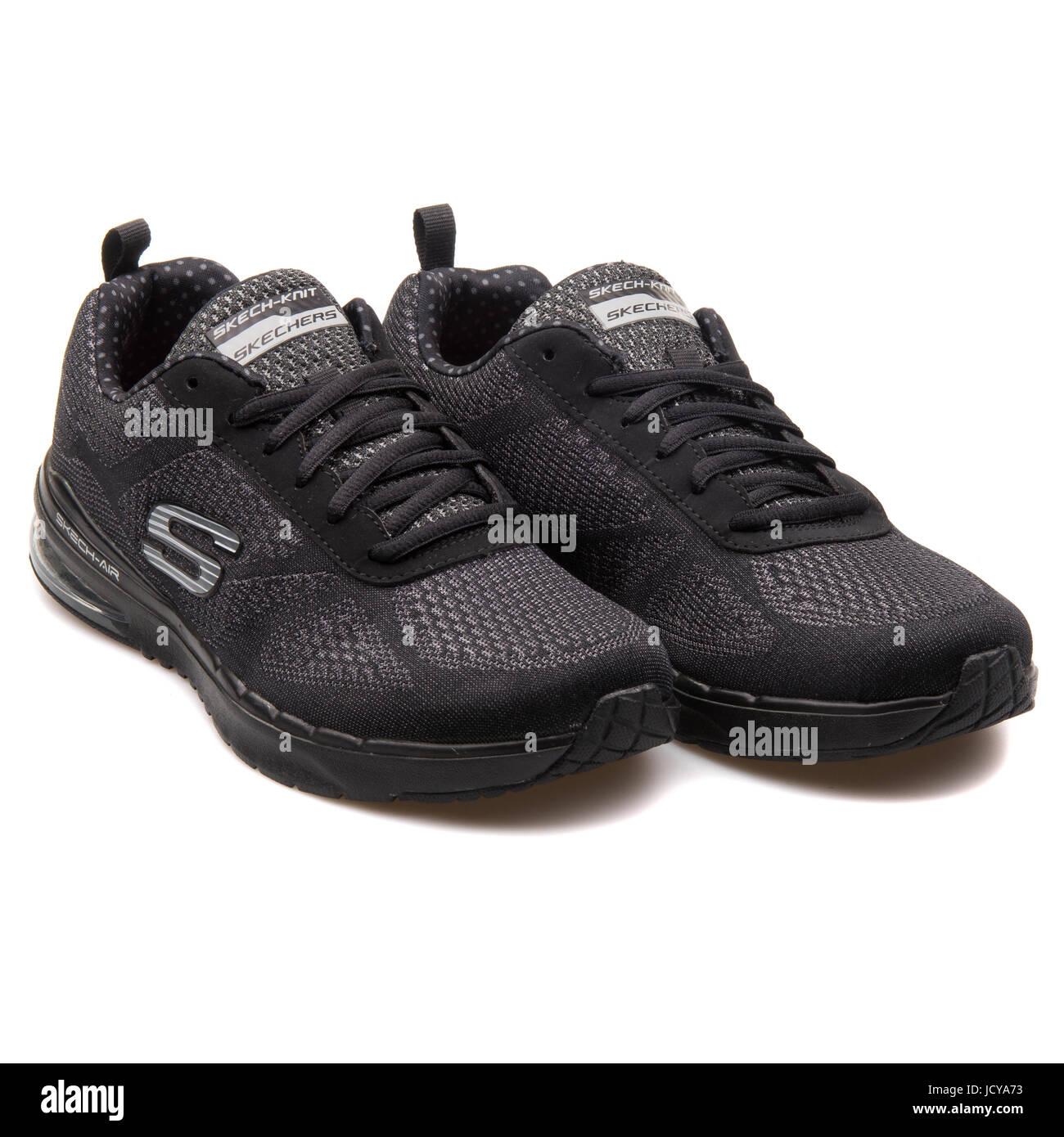Skechers SkechAir Infinity 12111 Sport Shoes Color Black  Women