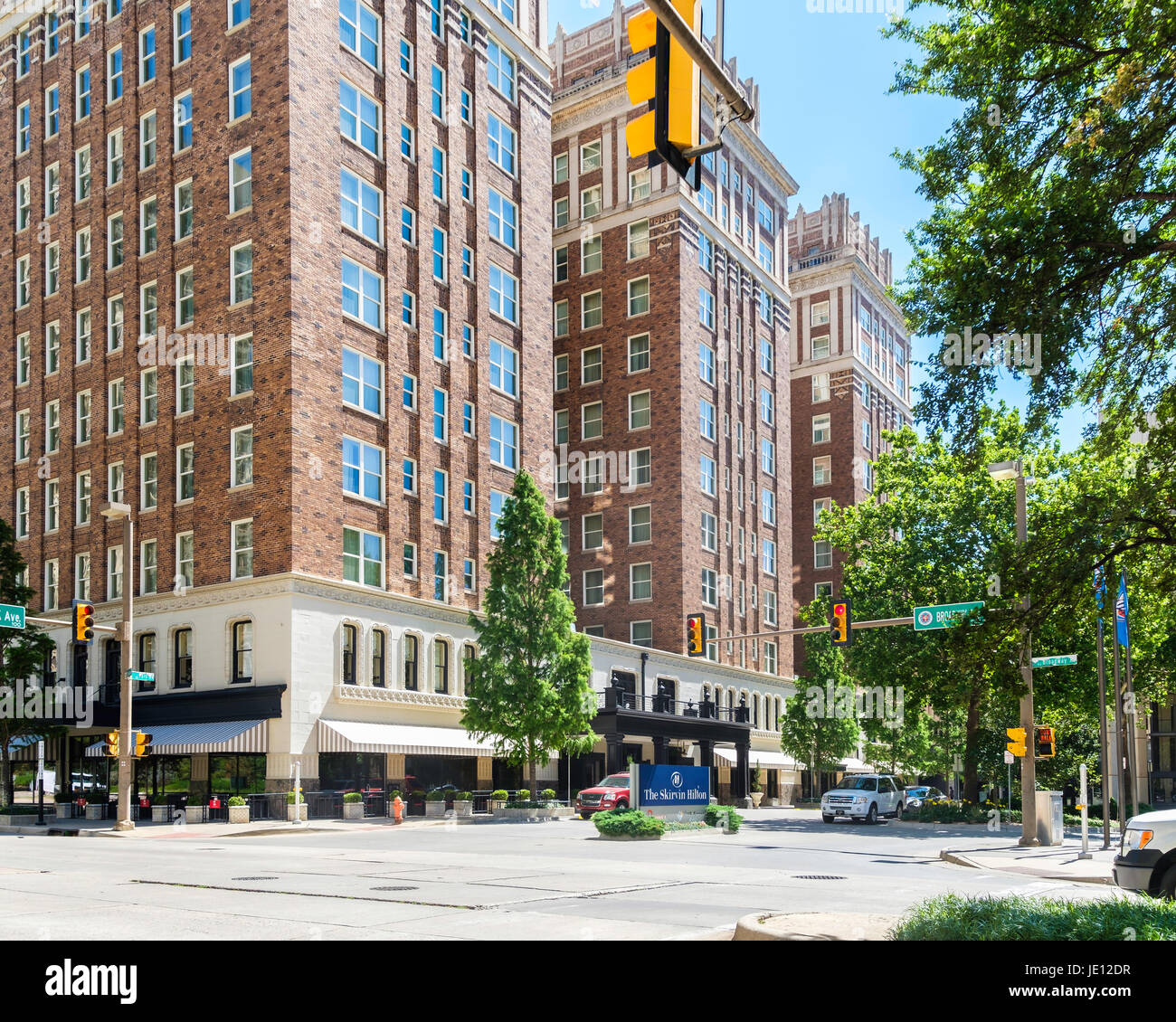 Hilton Hotels Oklahoma City