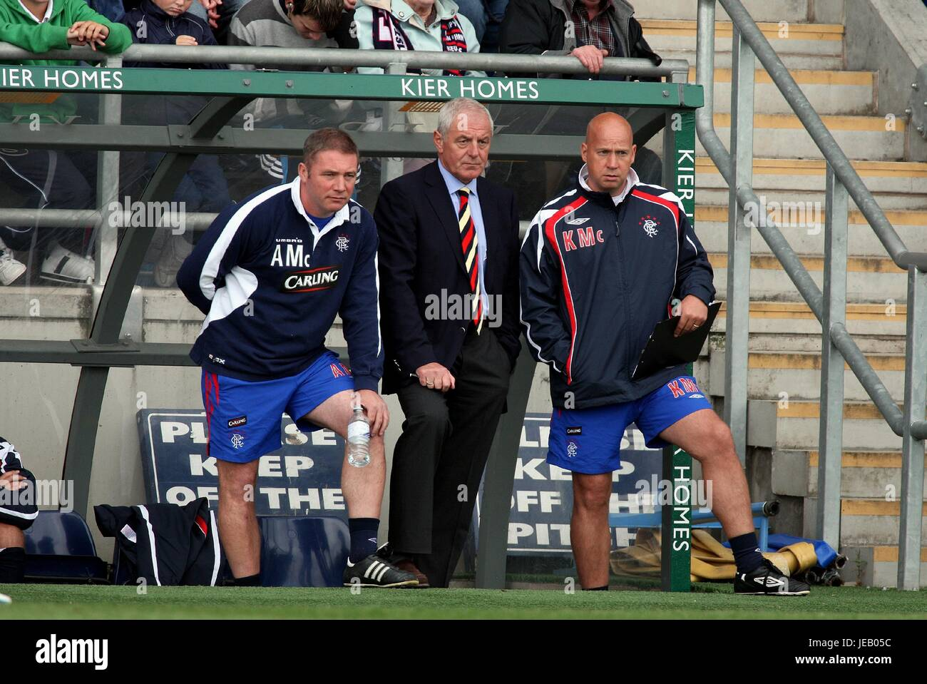 Image result for walter smith rangers