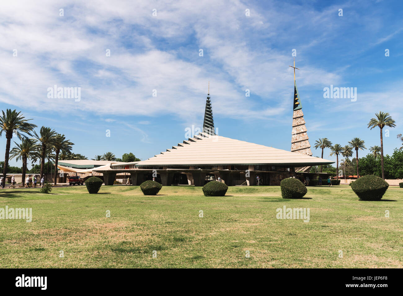 Masterpiece of world famous architect, Frank Lloyd Wright First ...