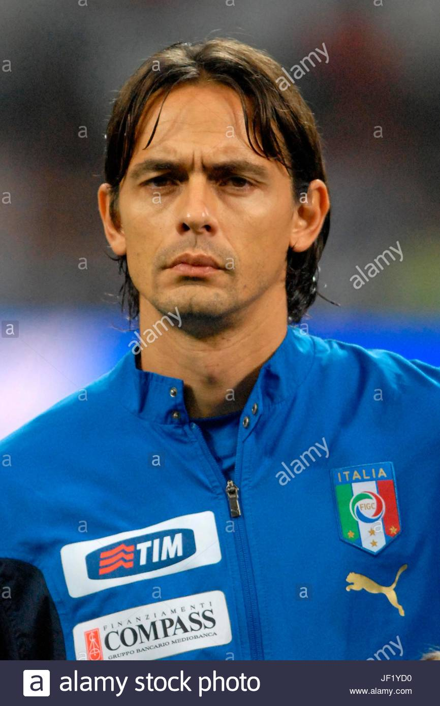 filippo inzaghi Stock Royalty Free Image Alamy