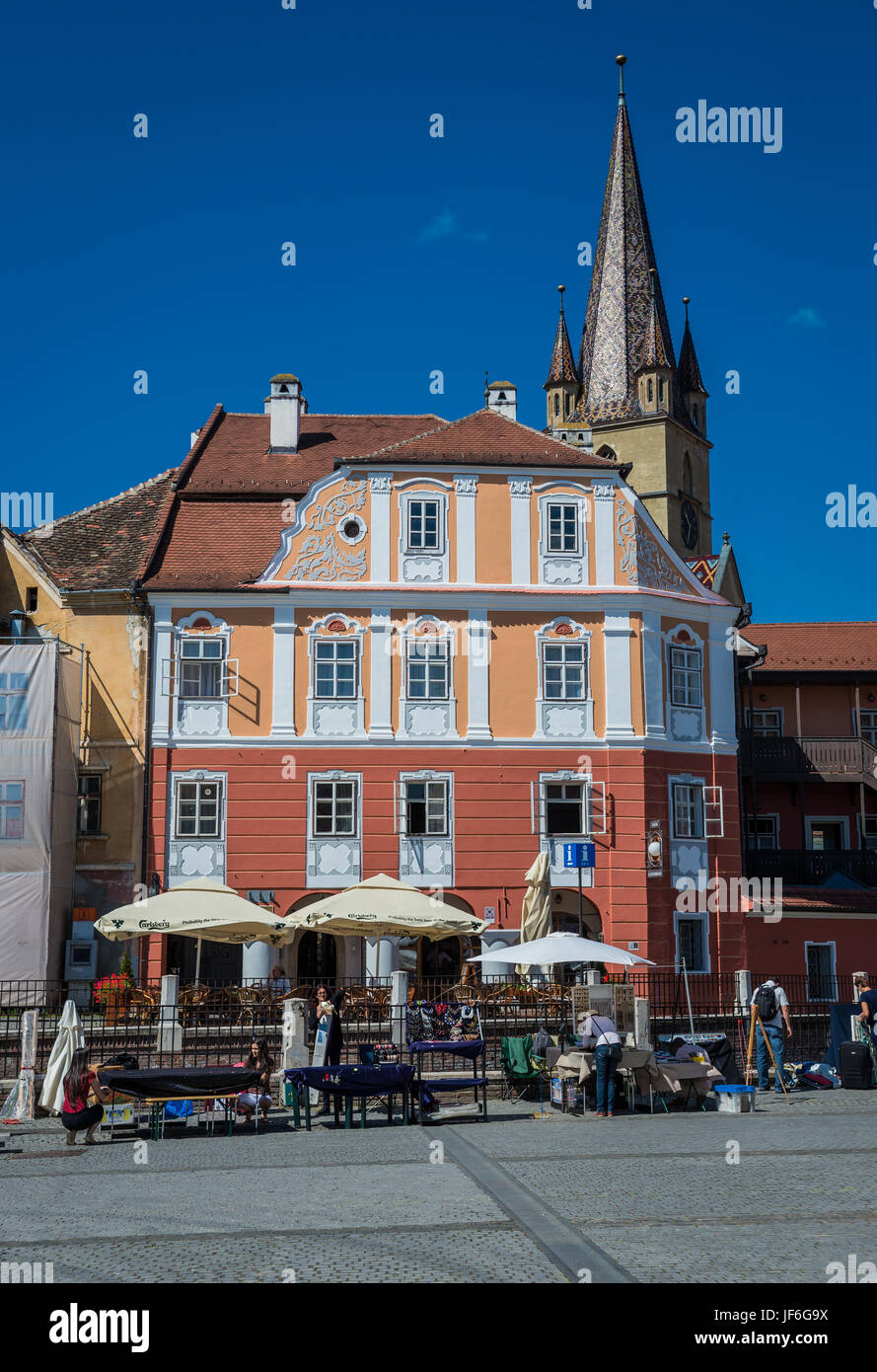 Casa luxemburg hotel on a small square historic center of for Small historic hotels