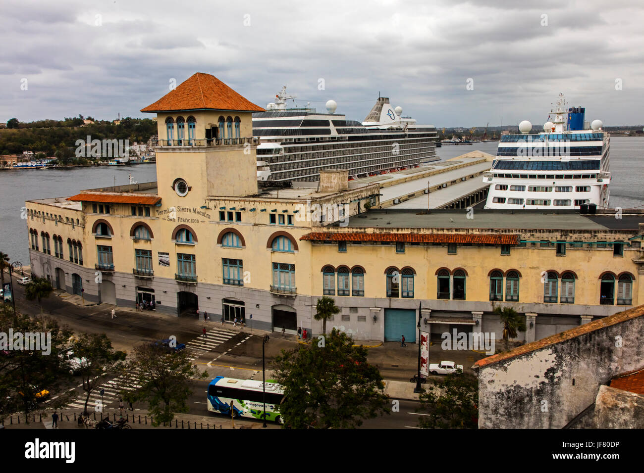 The TERMINAL SIERRA MAESTRA SAN FRANCISCO Along The Waterfront In - Cruise ship terminal in san francisco