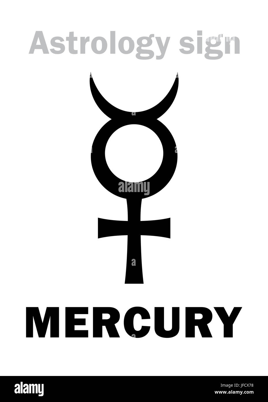 Astrology planet mercury stock photo royalty free image astrology planet mercury buycottarizona Choice Image