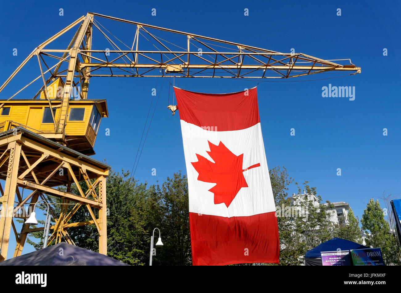 vancouver-canada-1st-july-2017-a-giant-c