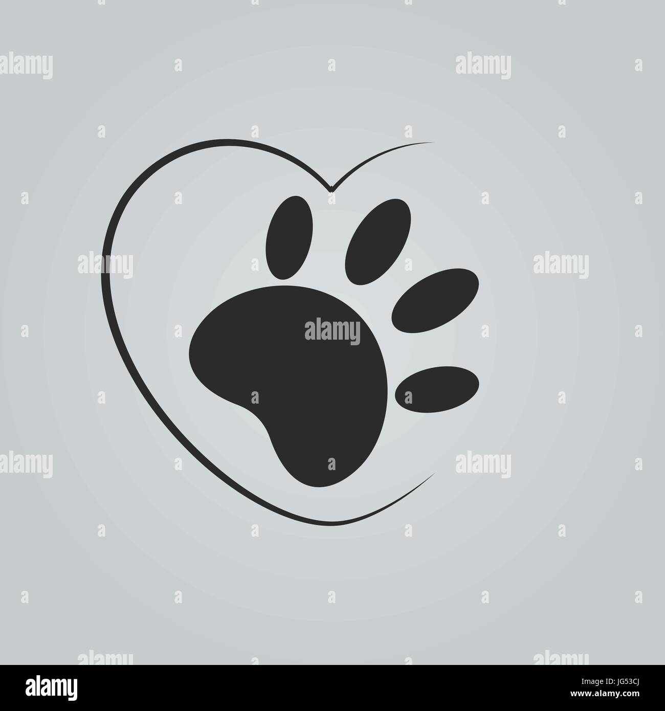 Animal cruelty free logo not tested on animals symbol stock vector animal cruelty free logo not tested on animals symbol biocorpaavc Gallery