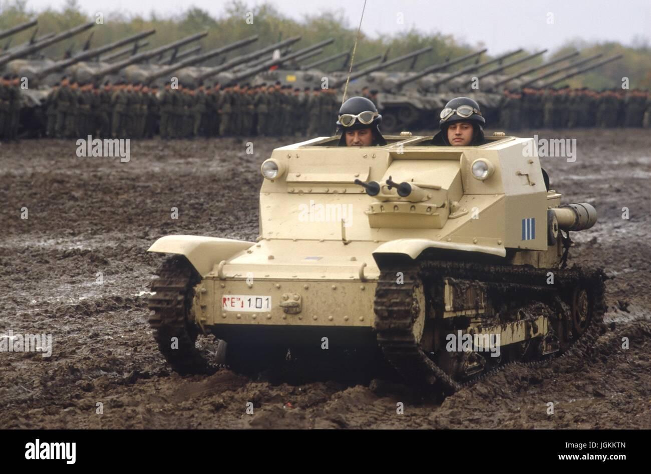 Italian army l3 35 light tank of world war ii stock photo italian army l3 35 light tank of world war ii sciox Images